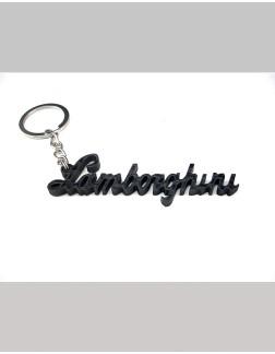 Chaveiro em Fibra de Carbono - Lamborghini