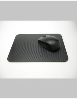Mouse Pad 100% Fibra de Carbono - Retangular